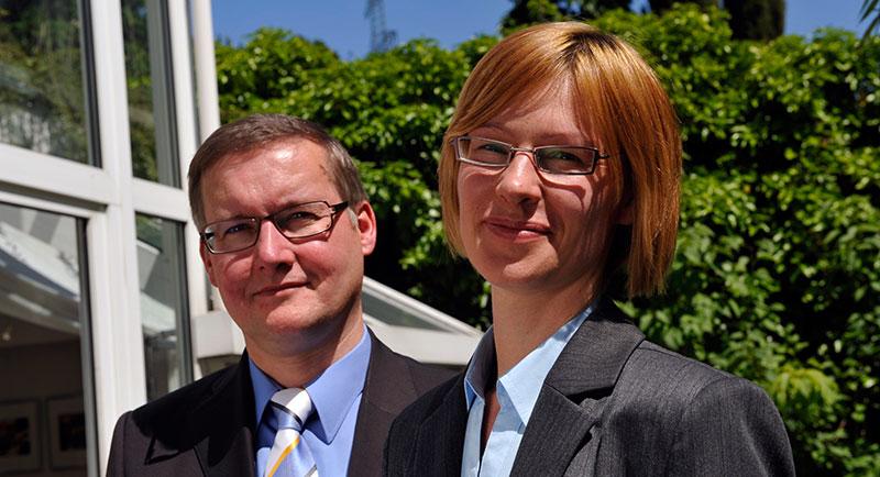 Martin und Sabina Kasperzyk